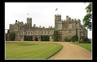 Castle Ashby (Built 1574) - Northamptonshire - 23rd June 2001