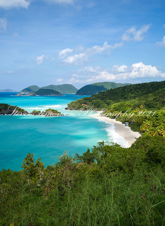 Trunk Bay<br />