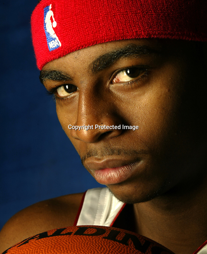 Dorell Wright, Miami Heat.Photo by Chris Covatta