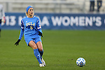 08 December 2013: UCLA's Abby Dahlkemper. The Florida State University Seminoles played the University of California Los Angeles Bruins at WakeMed Stadium in Cary, North Carolina in a 2013 NCAA Division I Women's College Cup championship game. UCLA won the game 1-0 in overtime.
