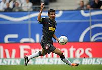 FUSSBALL   1. BUNDESLIGA   SAISON 2011/2012    6. SPIELTAG Hamburger SV - Borussia Moenchengladbach            17.09.2011 Igor DE CAMARGO (Moenchengladbach) am Ball