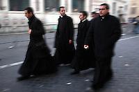 Preti. Priest