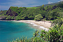 Hamoa Beach; Hana Coast, Maui, Hawaii..
