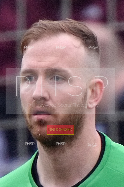 11/03/2017 Sky Bet League 1 Fleetwood Town v Bolton Wanderers<br /> <br /> Ben Alnwick, Bolton Wanderers FC