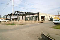 1988 April ..Conservation.MidTown Industrial...RUNNYMEDE CORPORATION.NORTHWEST FROM 23RD STREET...NEG#.NRHA#..