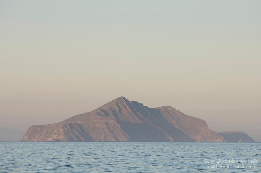 Santa Cruz Island, Channel Islands, California; view of Anacapa Island at sunset , Copyright © Matthew Meier, matthewmeierphoto.com All Rights Reserved