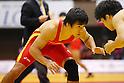Kenichi Yumoto, December 23, 2011 - Wrestling : All Japan Wrestling Championship, Men's Free Style -60kg at 2nd Yoyogi Gymnasium, Tokyo, Japan. (Photo by Daiju Kitamura/AFLO SPORT) [1045]