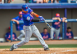 3 March 2016: New York Mets infielder Ruben Tejada in action during a Spring Training pre-season game against the Washington Nationals at Space Coast Stadium in Viera, Florida. The Mets fell to the Nationals 9-4 in Grapefruit League play. Mandatory Credit: Ed Wolfstein Photo *** RAW (NEF) Image File Available ***