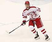 Shane Switzer (BU - 2) The Boston University Terriers defeated the visiting Yale University Bulldogs 5-2 on Tuesday, December 13, 2016, at the Agganis Arena in Boston, Massachusetts.