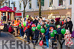 Enjoying the CH Chemist Annual Santa Parade on Saturday