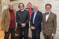 Berkeley Divinity School Graduate Society Luncheon 18 October 2016