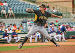 22 March 2015: Pittsburgh Pirates pitcher Tom Harlan on the mound during a Spring Training game against the Houston Astros at Osceola County Stadium in Kissimmee, Florida. The Astros defeated the Pirates 14-2 in Grapefruit League play. Mandatory Credit: Ed Wolfstein Photo *** RAW (NEF) Image File Available ***