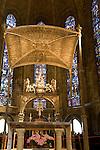 Real Colegiata de Santa Maria Church, Roncesvalles, Navarra, Spain