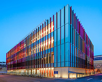 Oxford University Biochemistry Building by Hawkins Brown
