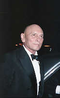 Yul Brynner attending Tony Awards party in<br />