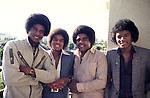 Jacksons 1978 (Michael on right)
