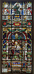 Window 7/North Wall Centre/Adoration of the Magi