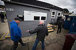 Clitheroe 0 Consett 1, 20/08/2016. Shawbridge, Northern Premier League Division One North. Supporters making their way from the ground after Clitheroe played Consett at Shawbridge in an FA Cup preliminary round tie. Northern Premier League division one north team Clitheroe were formed in 1877 and have played at the same ground since 1925. Visitors Consett, from the Northern League division one, won the match 1-0, watched by 207 spectators. Photo by Colin McPherson.