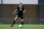 09 October 2014: Wake Forest's Ally Haran. The University of North Carolina Tar Heels hosted the Wake Forest University Demon Deacons at Fetzer Field in Chapel Hill, NC in a 2014 NCAA Division I Women's Soccer match. UNC won the game 3-0.