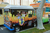 Antonia's Nuts, Gourmet Sweets Truck, Mid Wilshire District,  Los Angeles CA