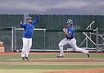 WNC baseball vs Mt Hood 032015