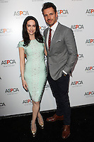 BEVERLY HILLS, CA, USA - MAY 06: Alex Lombard, Rudy Dobrev at The American Society For The Prevention Of Cruelty To Animals Celebrity Cocktail Party on May 6, 2014 in Beverly Hills, California, United States. (Photo by Celebrity Monitor)