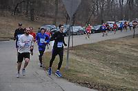2014 Snowman Shuffle 4 Mile, Louisville, KY