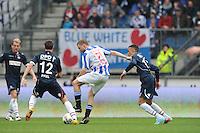VOETBAL: HEERENVEEN: Abe Lenstra Stadion, 14-04-2013, Eredivisie 2012-2013, SC Heerenveen - Willem II, Eindstand 3-2, ©foto Martin de Jong