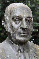 Skender Kulenovic, 1910-78, Bosnian poet, novelist and dramatist, Sarajevo, Bosnia and Herzegovina. Picture by Manuel Cohen