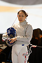 Seira Nakayama(JPN), OCTOBER 15, 2011 - World Fencing Championship Catania 2011, Teams Women's Sabre at Palaghiaccio, Catania, Italy, (Photo by Enrico Calderoni/AFLO SPORT) [0391]