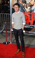 Skyler Gisondo at the world premiere for &quot;Fist Fight&quot; at the Regency Village Theatre, Westwood, Los Angeles, USA 13 February  2017<br /> Picture: Paul Smith/Featureflash/SilverHub 0208 004 5359 sales@silverhubmedia.com