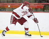 Dan Ford (Harvard - 5) - The Harvard University Crimson defeated the visiting Bentley University Falcons 5-0 on Saturday, October 27, 2012, at Bright Hockey Center in Boston, Massachusetts.