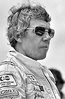 HAMPTON, GA - APRIL 22: Gordon Johncock (Penske PC6/Cosworth TC) at the Gould Twin Dixie 125 event on April 22, 1979, at Atlanta International Raceway near Hampton, Georgia.