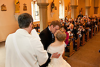 Hayley and Alistair Topley Wedding