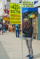 "Venice Beach, CA, Boardwalk Retail Shops, Speedway, promenade ""Ocean Front Walk"" ""the boardwalk"""