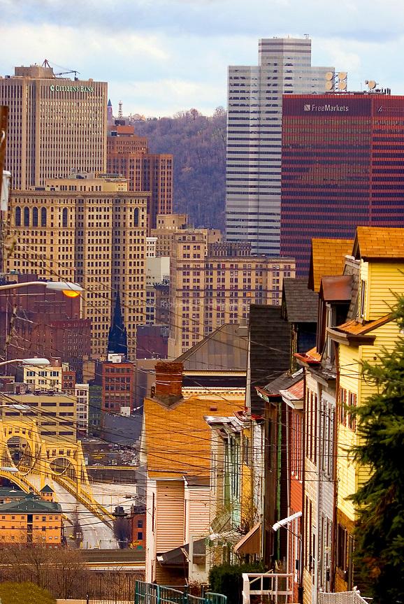 Pittsburgh's Neighborhoods - Fineview