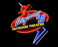 Highway 18 Outdoor Theatre