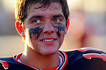 Roseville High School football quarterback, Zach Cunha plays Pleasant Grove, at home, Friday Sept. 18, 2009.