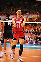 Tatsuya Fukuzawa (JPN), June 10, 2012 - Volleyball : FIVB Men's Volleyball World Final Qualification for the London Olympics 2012 match between Japan 0-3 Iran at Tokyo Metropolitan Gymnasium, Tokyo, Japan. (Photo by Atsushi Tomura/AFLO SPORT) [1035]