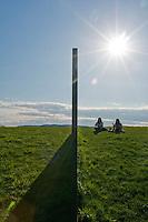 Storm King sculpture park, upstate, Cornwall New York