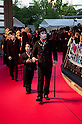 "April 12, 2012, Tokyo, Japan - Fans of Johnny Depp wear vampier costumes at Roppongi Hills for the Japan Premier of ""Dark Shadows"". ""Dark Shadows"" starts showing in Japan on May 19, 2012.."