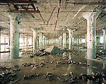 Fisher Body Plant #21, originally built for Buick and Cadillac body production.  Completely abandoned in 1991.  Detroit, Michigan, 19 Mar '08.