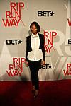 Bria Murphy Attends Rip The Runway 2013 Hosted by Kelly Rowland and Boris Kodjoe Held at the Hammerstein Ballrom, NY 2/27/13