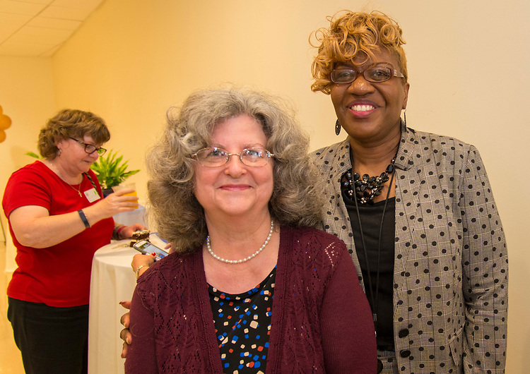 Retiree Reception at Hattie Mae White, May 11, 2017.