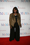 Singer Angie Stone Attends The 30th Anniversary Celebration of Mama, I Want to Sing, a Gala event Held at The Dempsey Theater, Harlem, NY   3/23/13