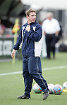 2 December 2005: Penn State assistant coach Michael Coll. The University of Portland Pilots defeated the Penn State Nittany Lions 4-3 on penalty kicks after the teams played to a 0-0 overtime tie in their NCAA Division I Women's College Cup semifinal at Aggie Soccer Stadium in College Station, TX.