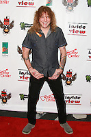 LOS ANGELES, CA, USA - OCTOBER 26: Steven Adler arrives at An Evening Of Art With Billy Morrison And Joey Feldman Benefiting The Rock Against MS Foundation held at Village Studios on October 26, 2014 in Los Angeles, California. (Photo by David Acosta/Celebrity Monitor)
