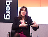 Rachel Reeves speech in London on Labour&rsquo;s Plan to Make Work Pay<br /> and Tory failure on wages and low pay and Labour&rsquo;s Plan to Make Work Pay<br /> 4th February 2015 <br /> at Bloomberg,London, Great Britain <br /> <br /> Rachel Reeves MP <br /> <br /> Photograph by Elliott Franks <br /> Image licensed to Elliott Franks Photography Services