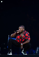 MIAMI, FL - APRIL 15: O.T Genasis performs during The Party Tour at American Airlines Arena in Miami. April 15, 2017. <br /> CAP/MPIAG<br /> &copy;MPIAG/Capital Pictures