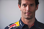 Mark Webber attends Inifiniti Engineering Academy in Dubai